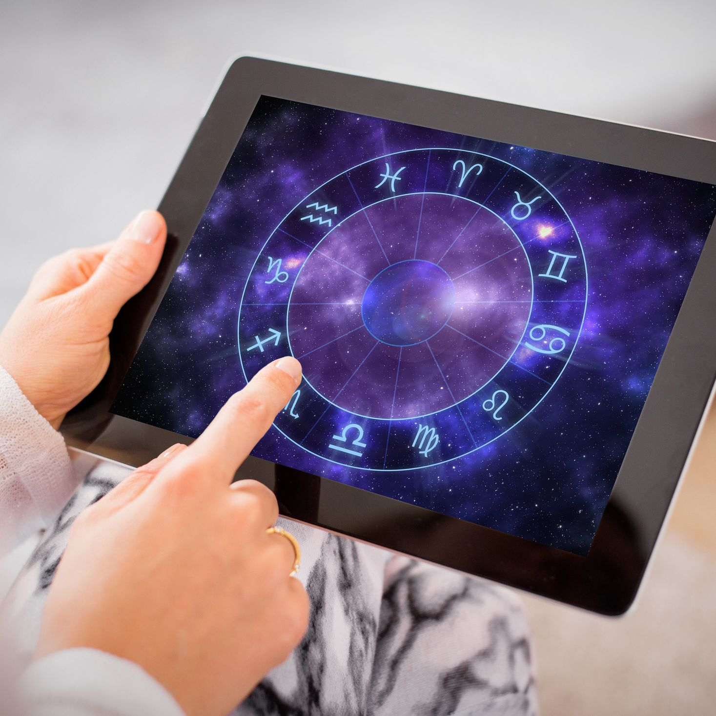 Astrology chart relationship compatibility
