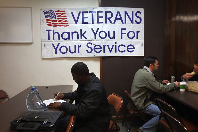 U.S. Dept Of Labor Sponsors Veterans Employment Expo