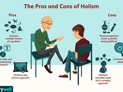 What is holism illustration?