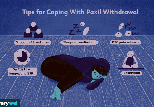 Paxil Withdrawal