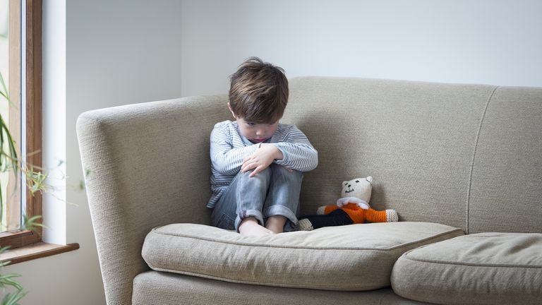 When Feelings of Guilt in Children May Be Depression