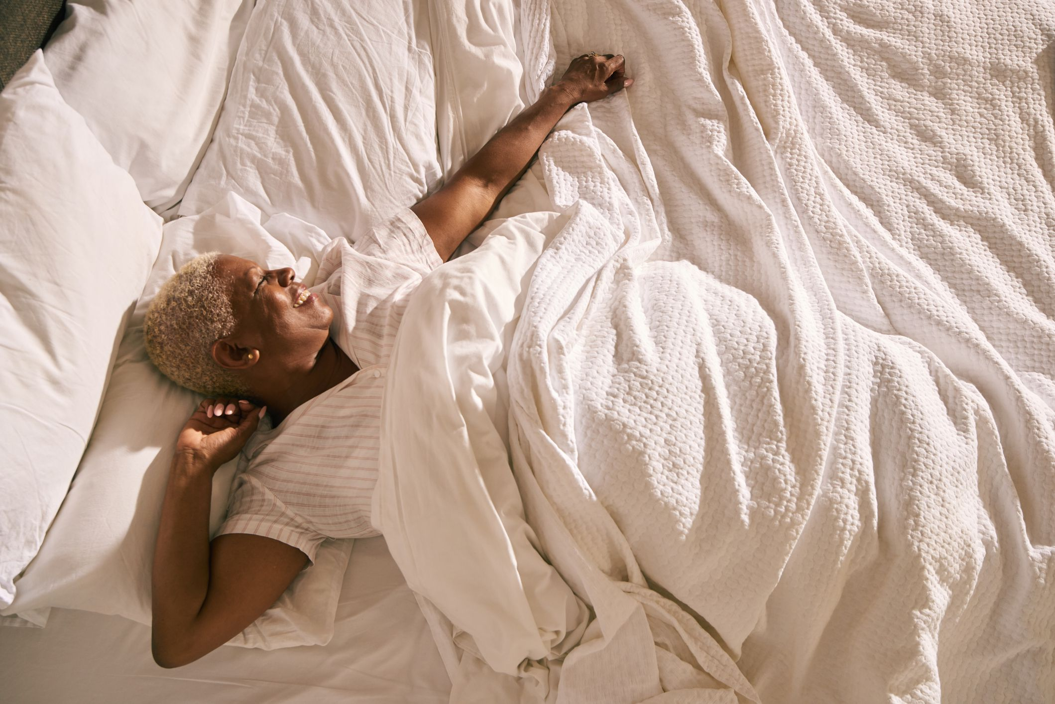 Better Sleep Can Improve Stress Response and Increase Positivity, Study Shows