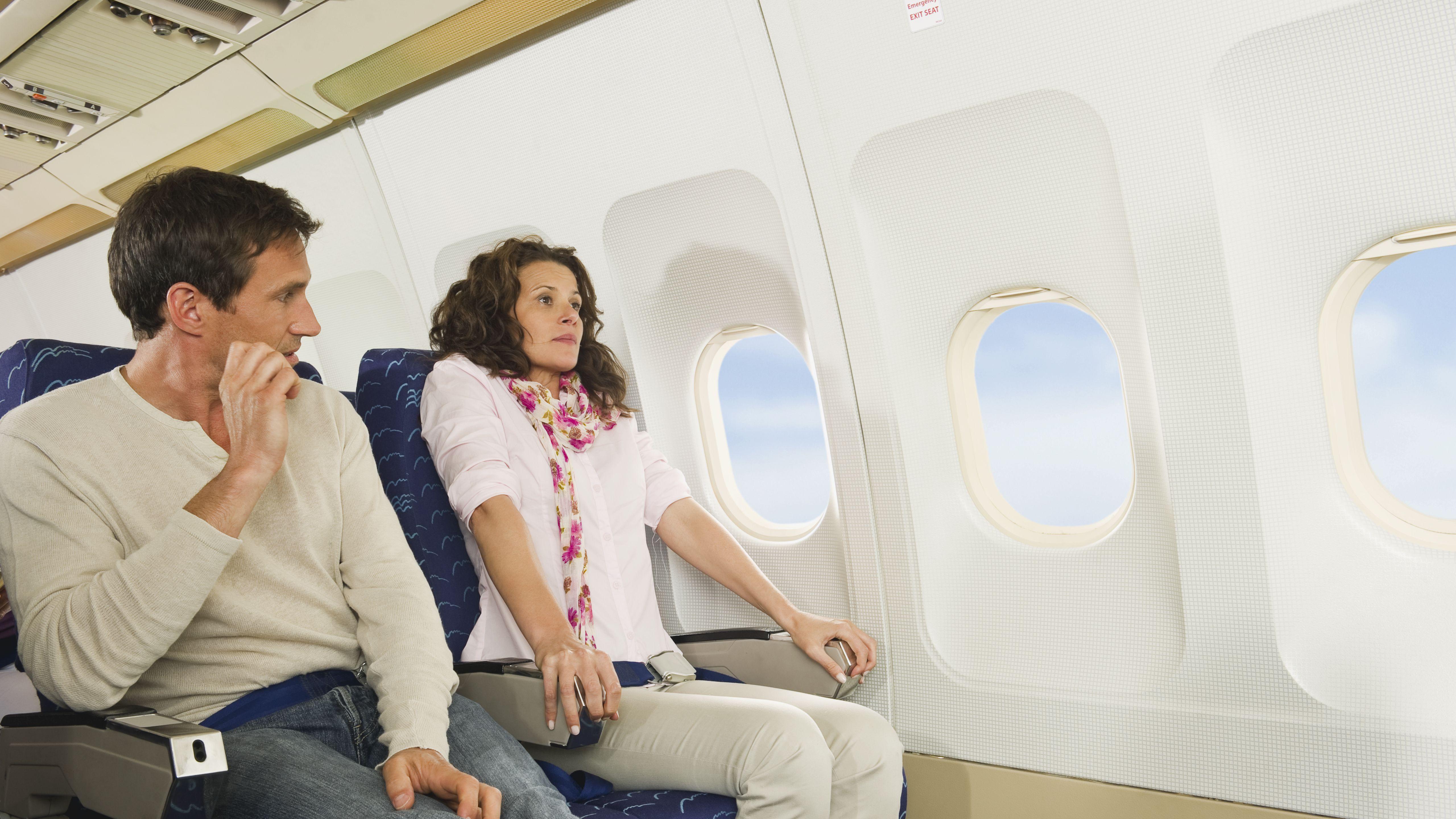 Managing Panic Attacks While Flying