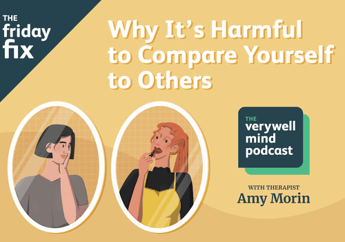 Why it's harmful to compare yourself to others