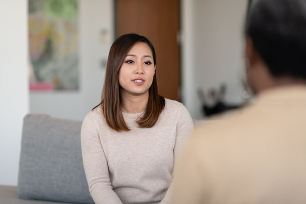 Talking to a therapist might help you process your emotions.