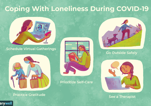 Ways to cope with loneliness during COVID-19