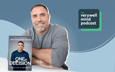 Mike Bayer, Episode 58 of The Verywell Mind Podcast