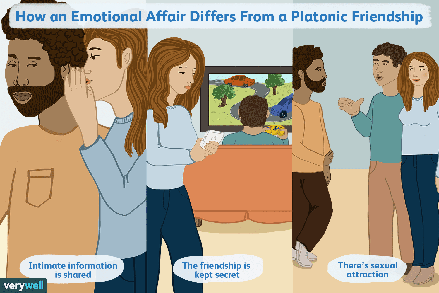 What You Need to Know About Emotional Affairs