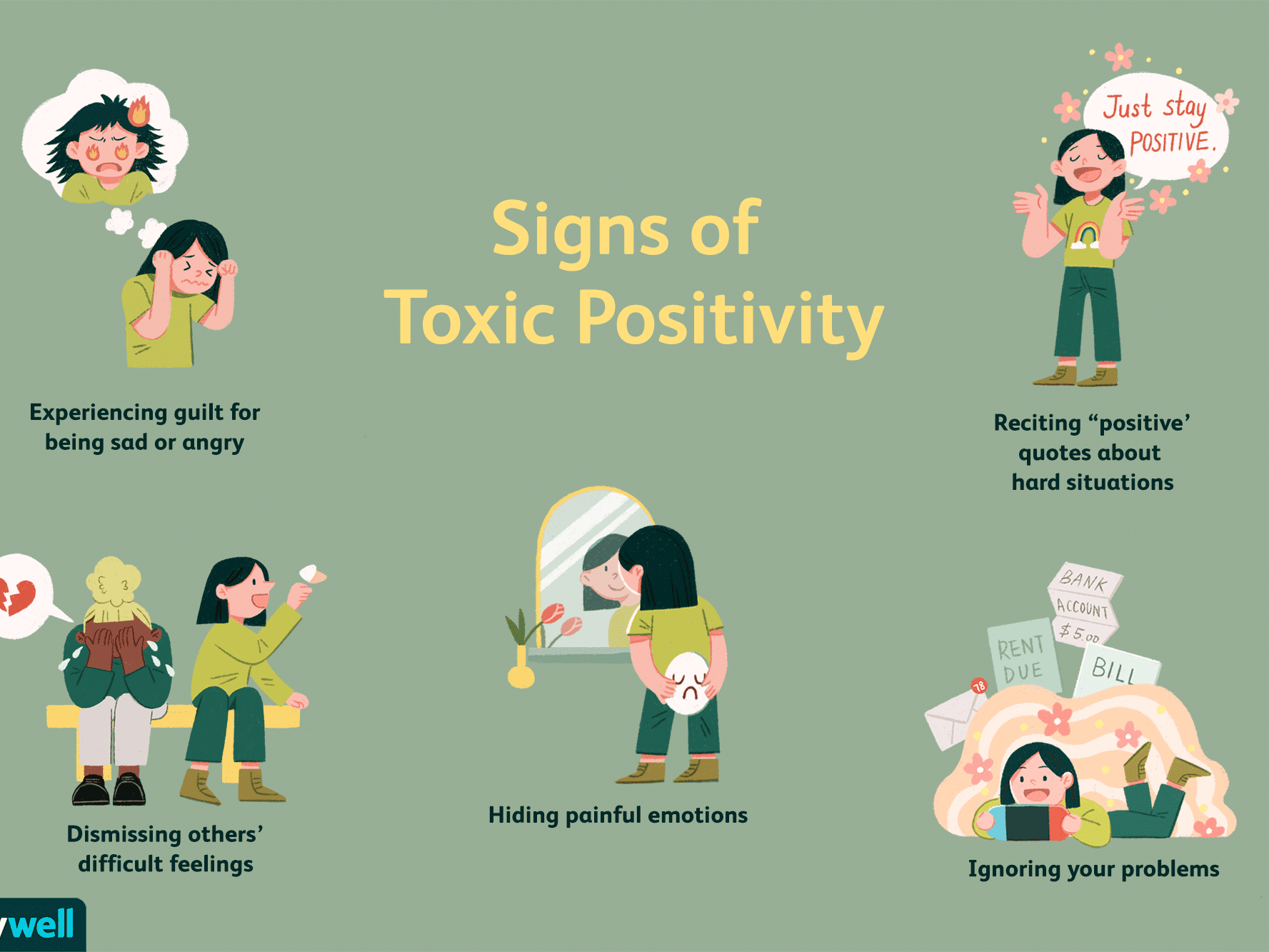 What Is Toxic Positivity