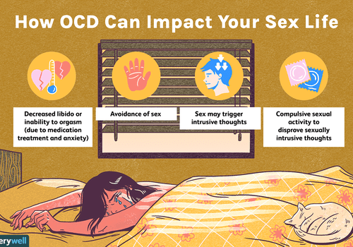 How OCD can impact your sex life