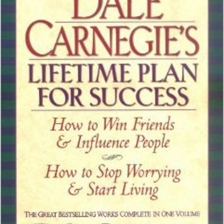 Dale Carnegie's Lifetime Plan for Success book cover