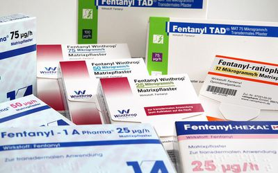 Cigarettes Contain Dangerous Radioactive Chemicals Boxes Of Fentanyl Patches