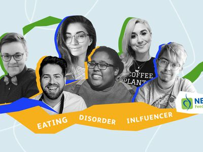 Eating disorder influencers