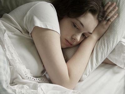Sleep deprivation can make stress levels soar.