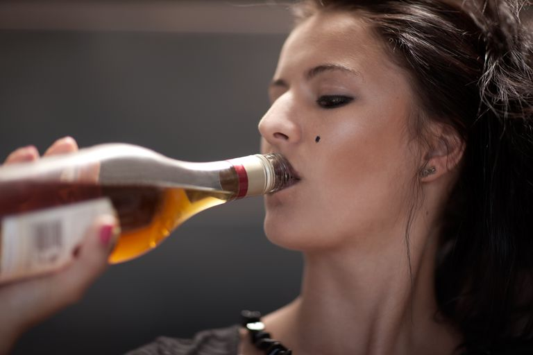 Drinking is often used to cope with social anxiety.