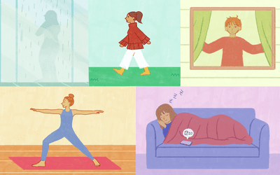 How to feel less tired during the day