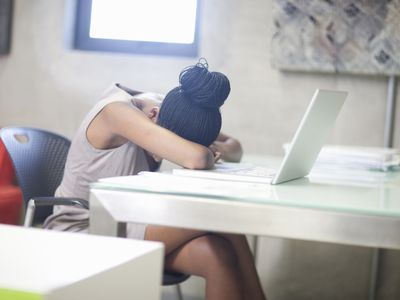 Women face stress at work, home, and other areas of life.
