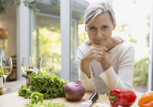 Healthy eating can help with stress