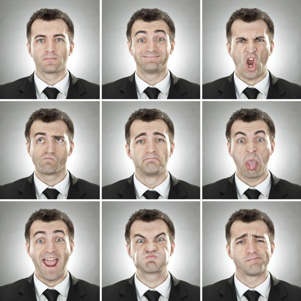facial Photos expression of