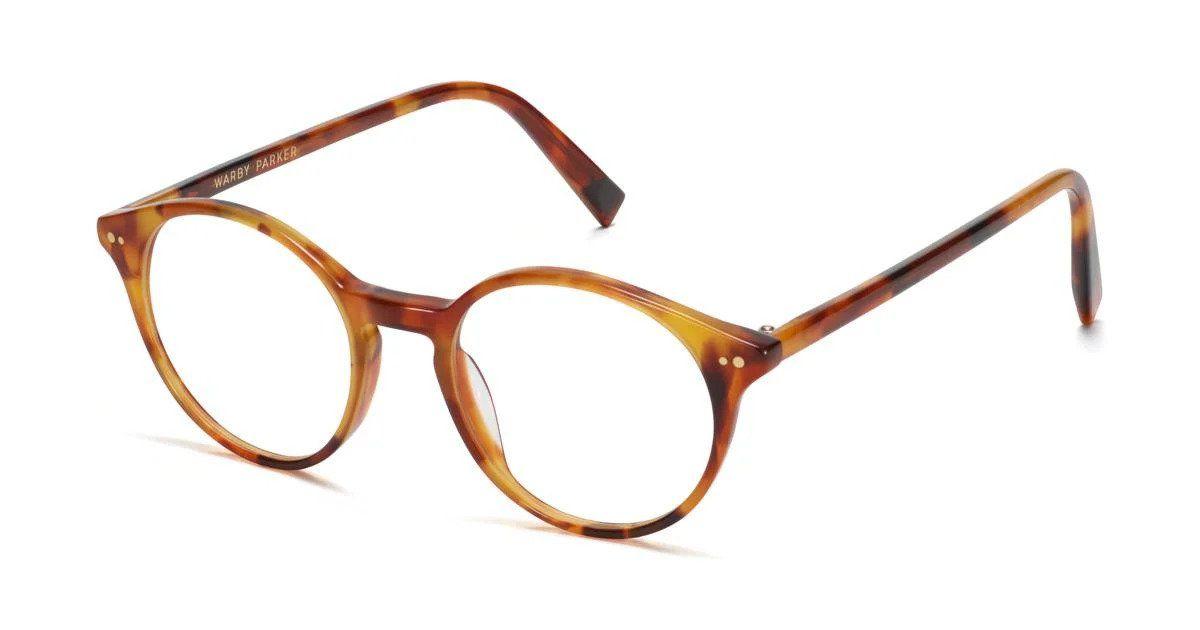 Warby Parker Morgan Glasses,