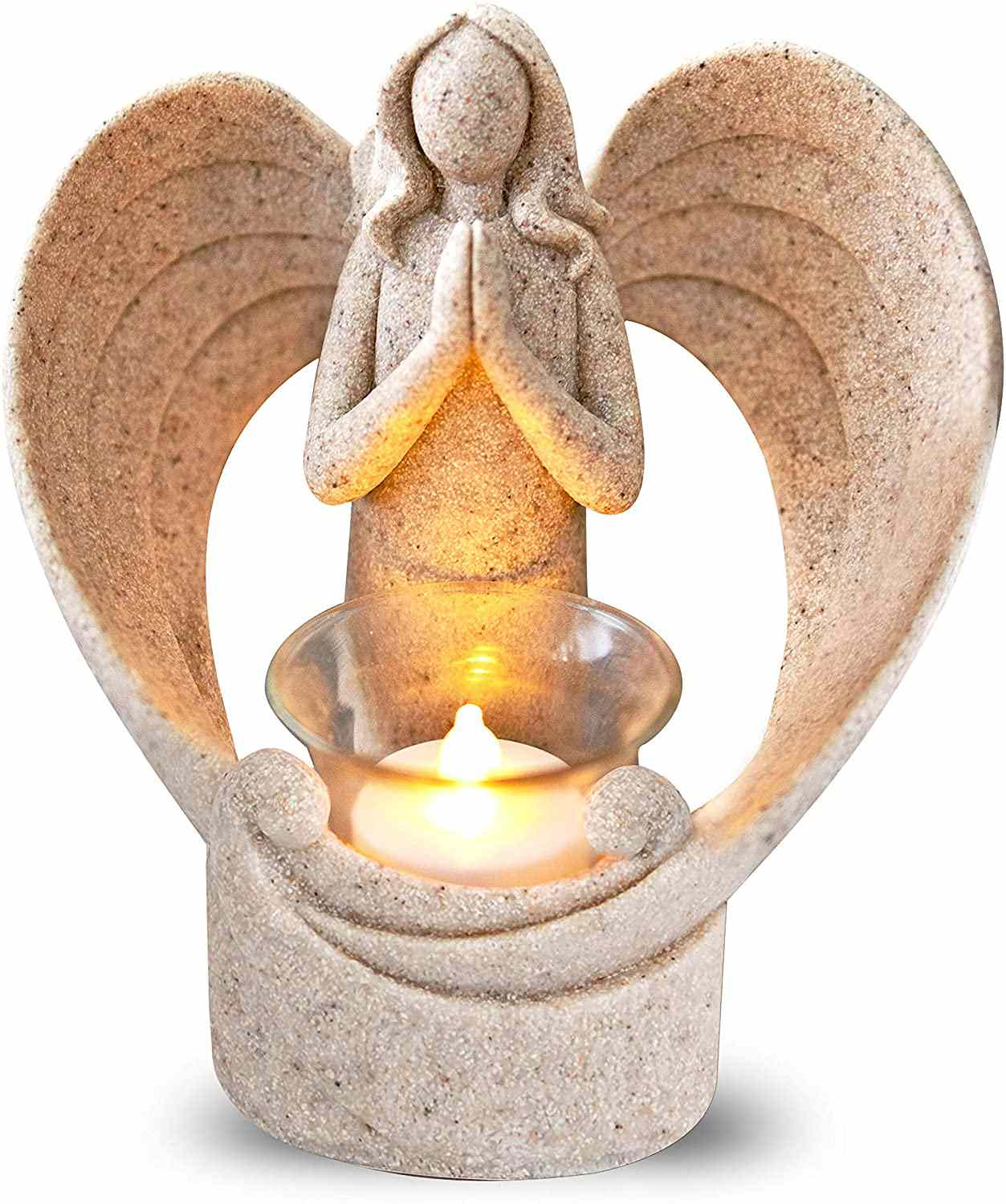 Land of Love Candle Holder