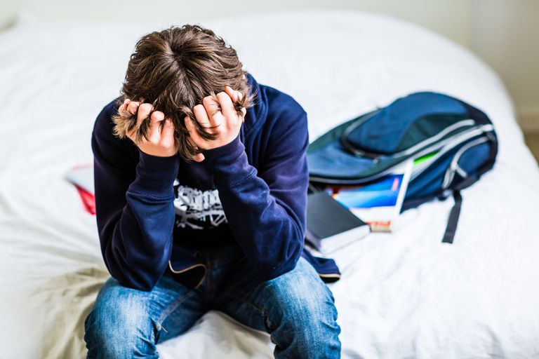 Children Are More Prone to Depression During Puberty