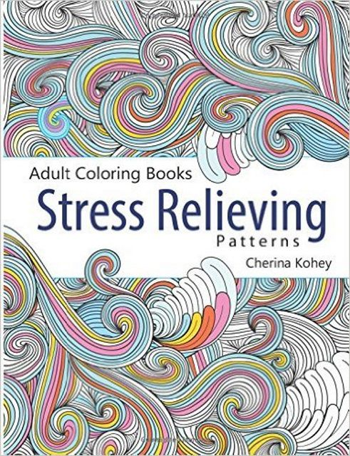 Stress Relief Is The Goal Of Many Coloring Enthusiasts