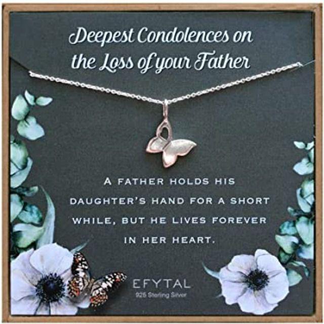 Efytal Condolence Necklace