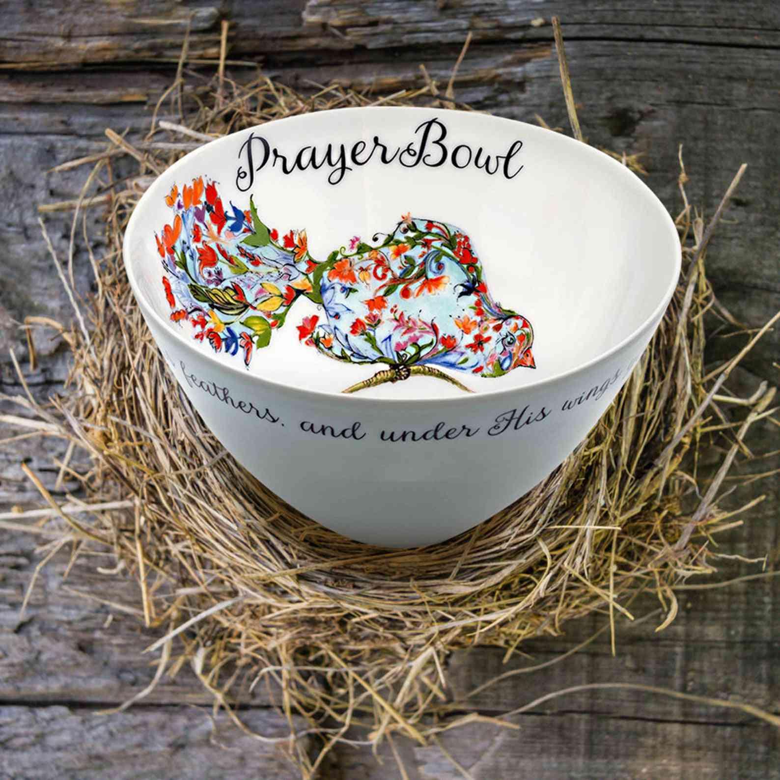 Josephine Prayer Bowl