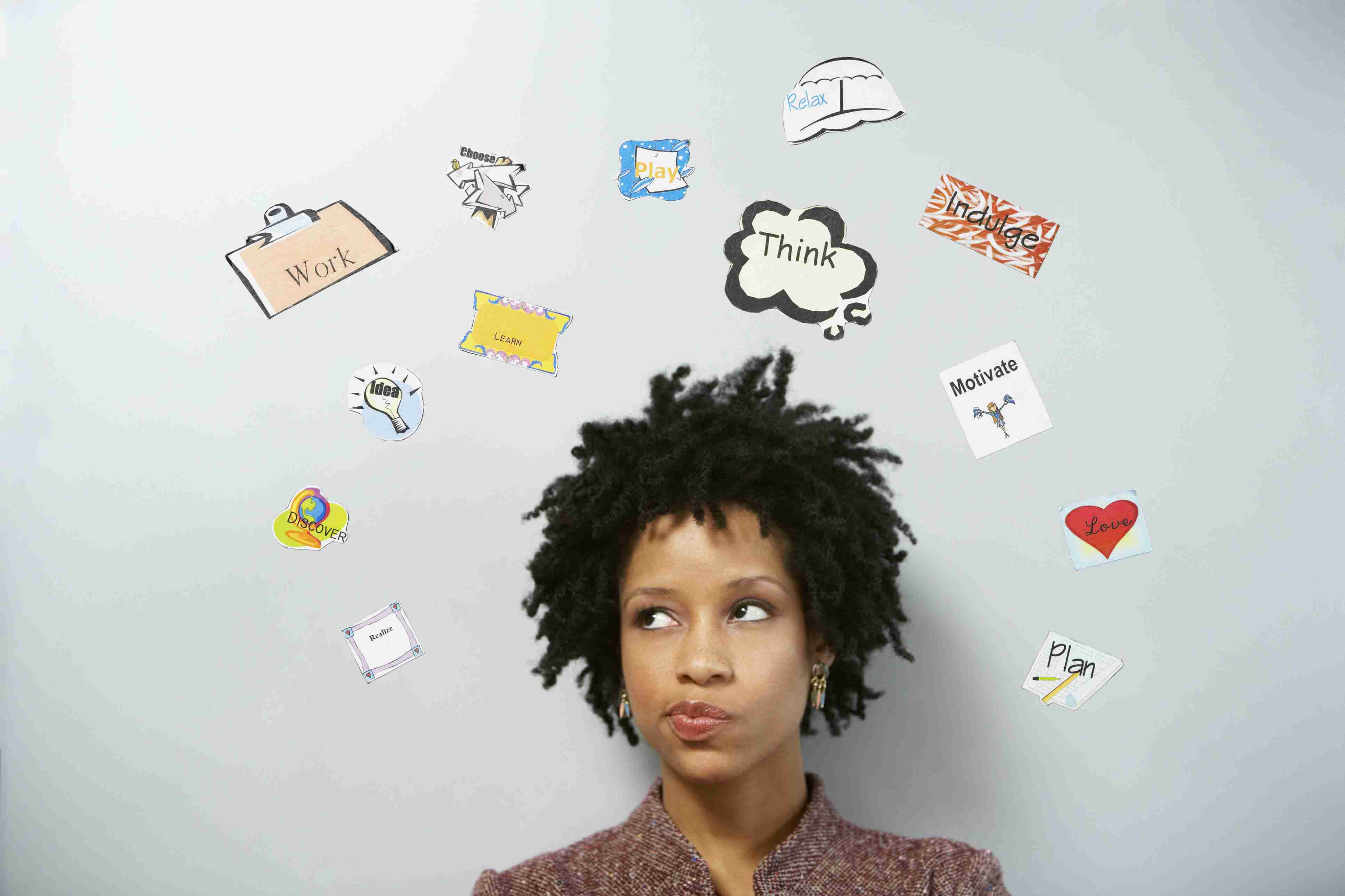 Emotions help us make decisions