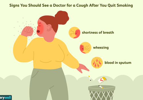Why Coughing May Occur After You Quit Smoking