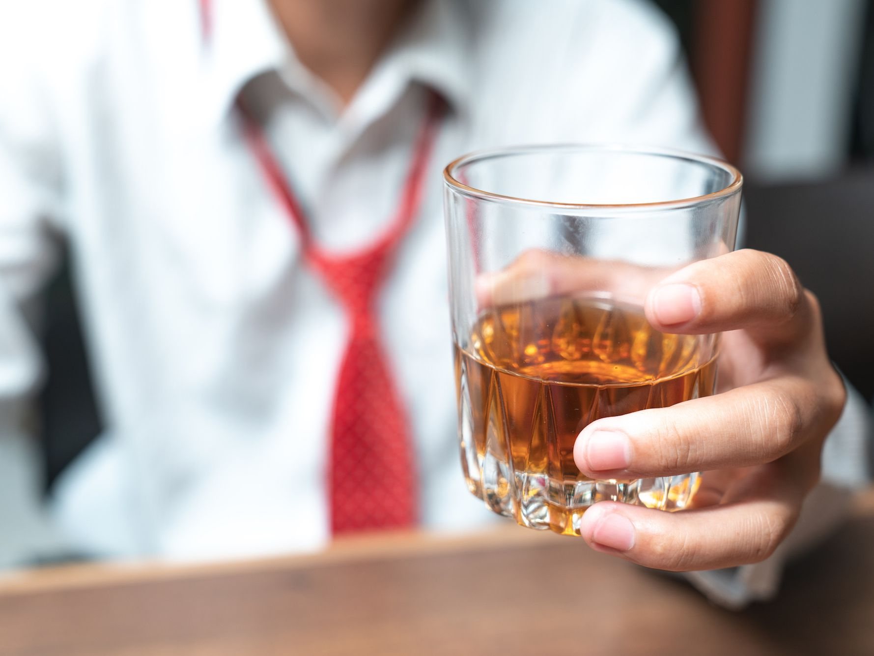 The Link Between Stress and Alcohol