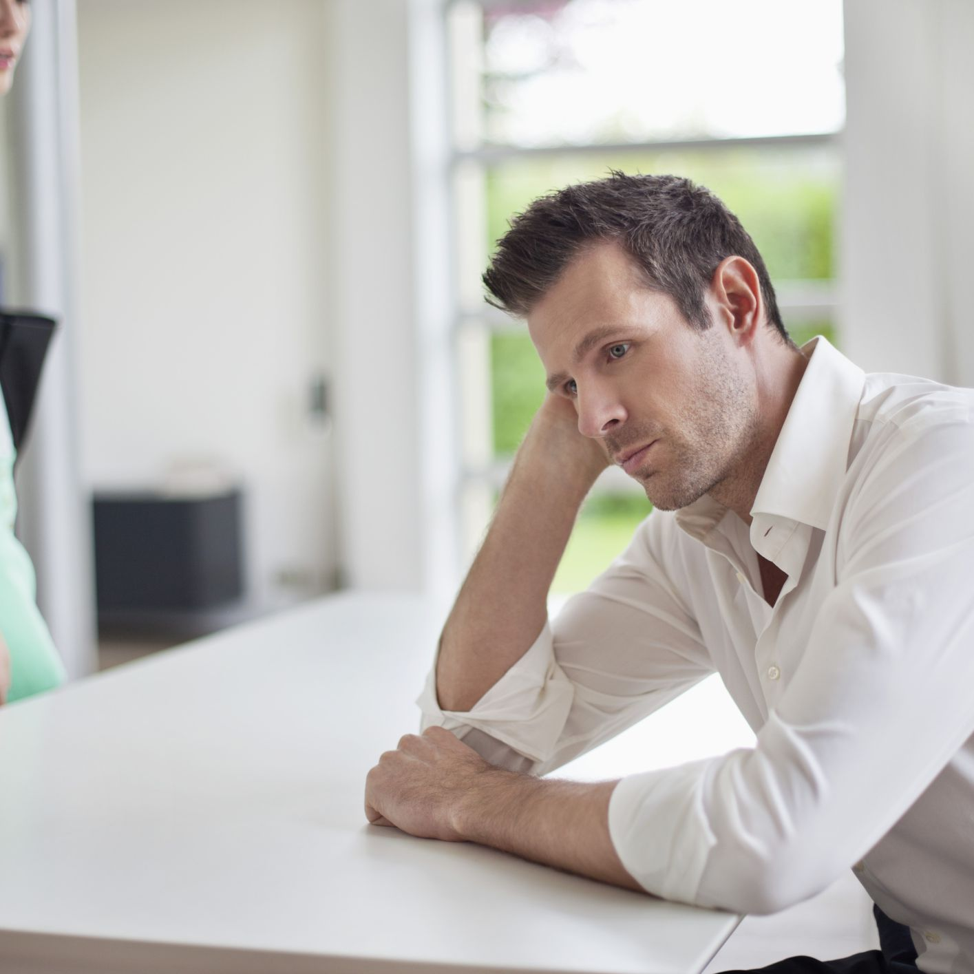 What to Do When Your Spouse Just Asked for a Divorce