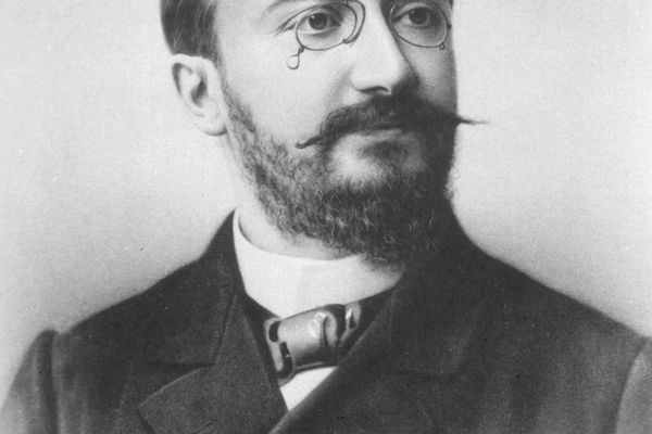 Portrait of Alfred Binet