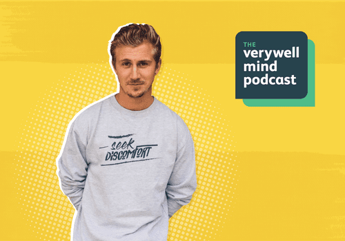 Thomas Brag, guest of The Verywell Mind Podcast