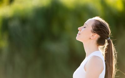 How Coherent Breathing Can Help Reduce Stress