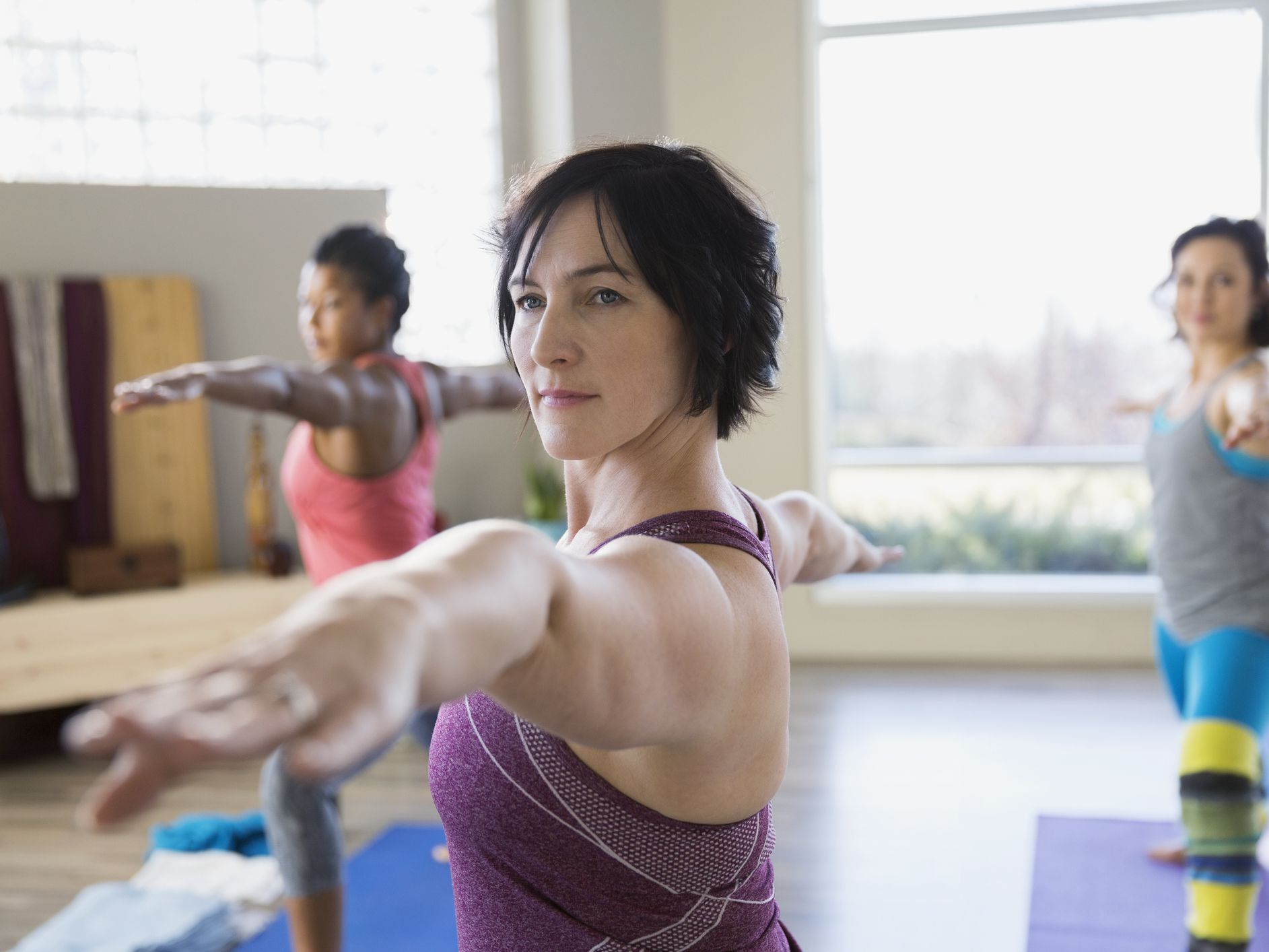Can Yoga Help Ease Anxiety and Panic Disorder Symptoms?