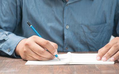 Journaling with panic disorder.