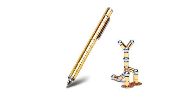 Magnetic Metal Fidget Pen