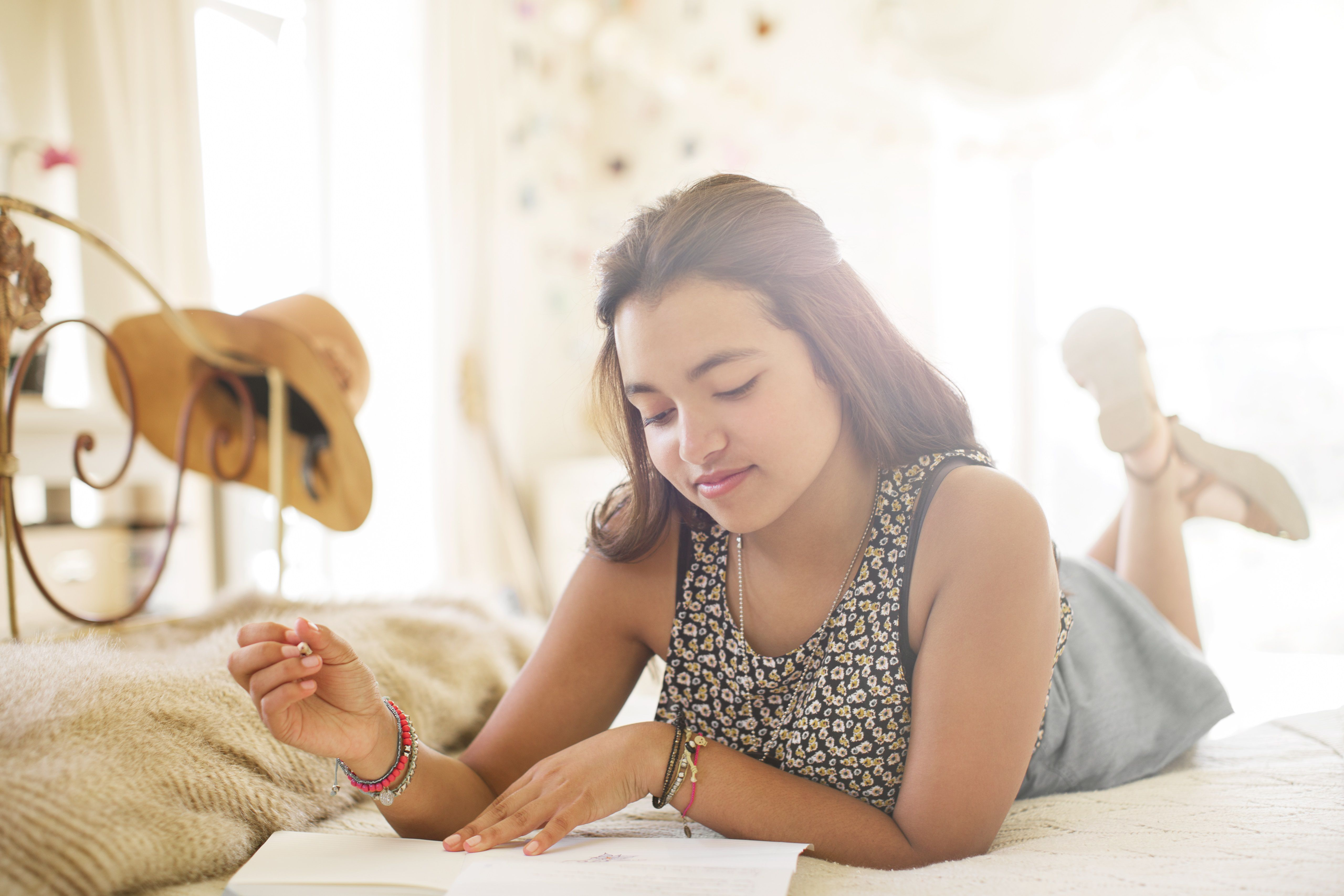 Writing Therapy for Troubled Teens