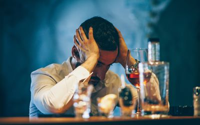 Chronic Drinking Increases Cortisol Levels