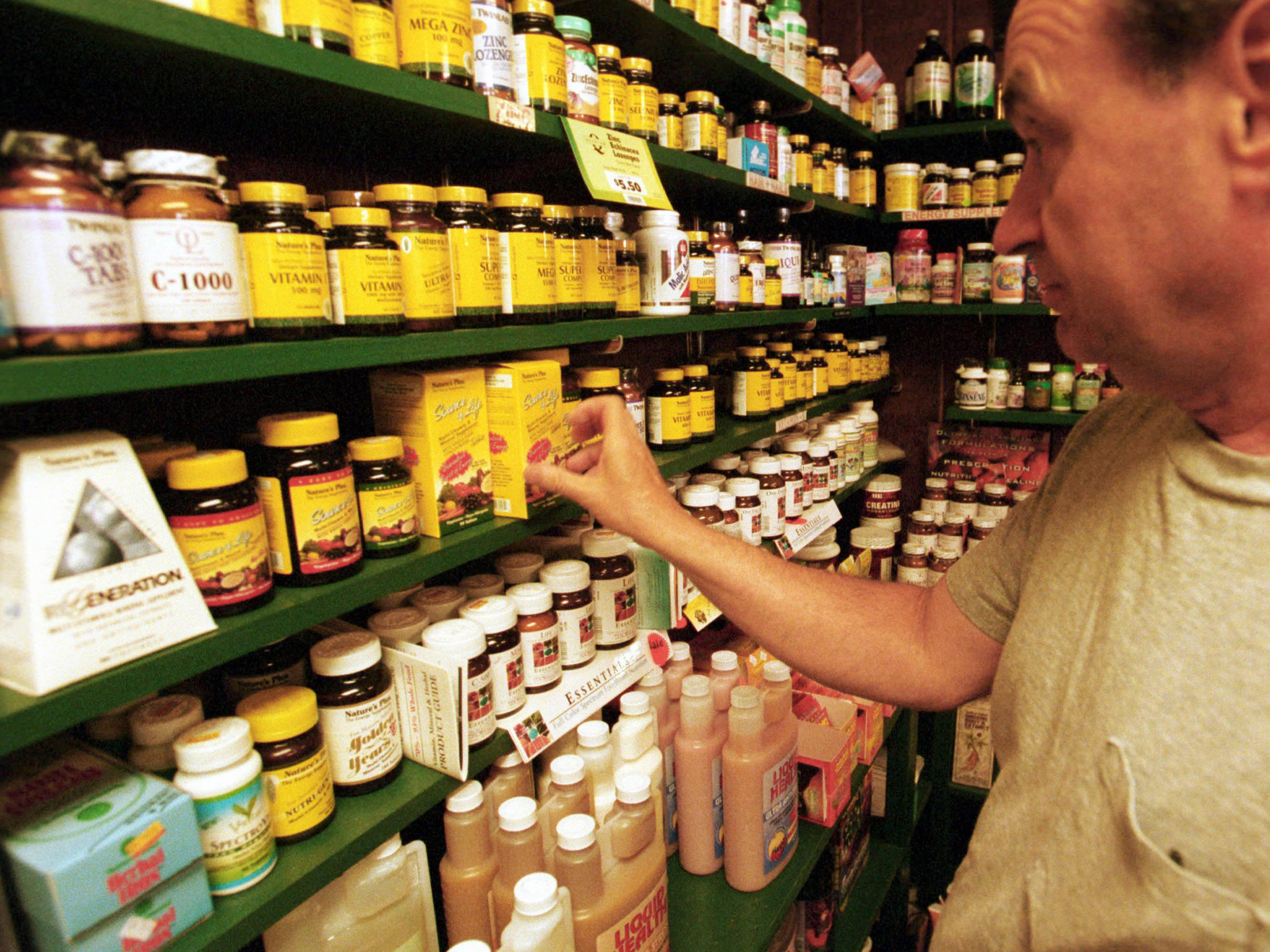 Should You Take Vitamins for Depression?