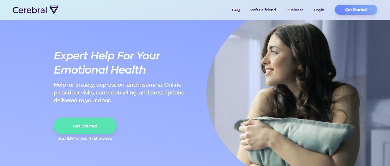 Cerebral Homepage