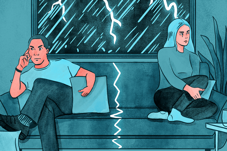 divorce and mental health