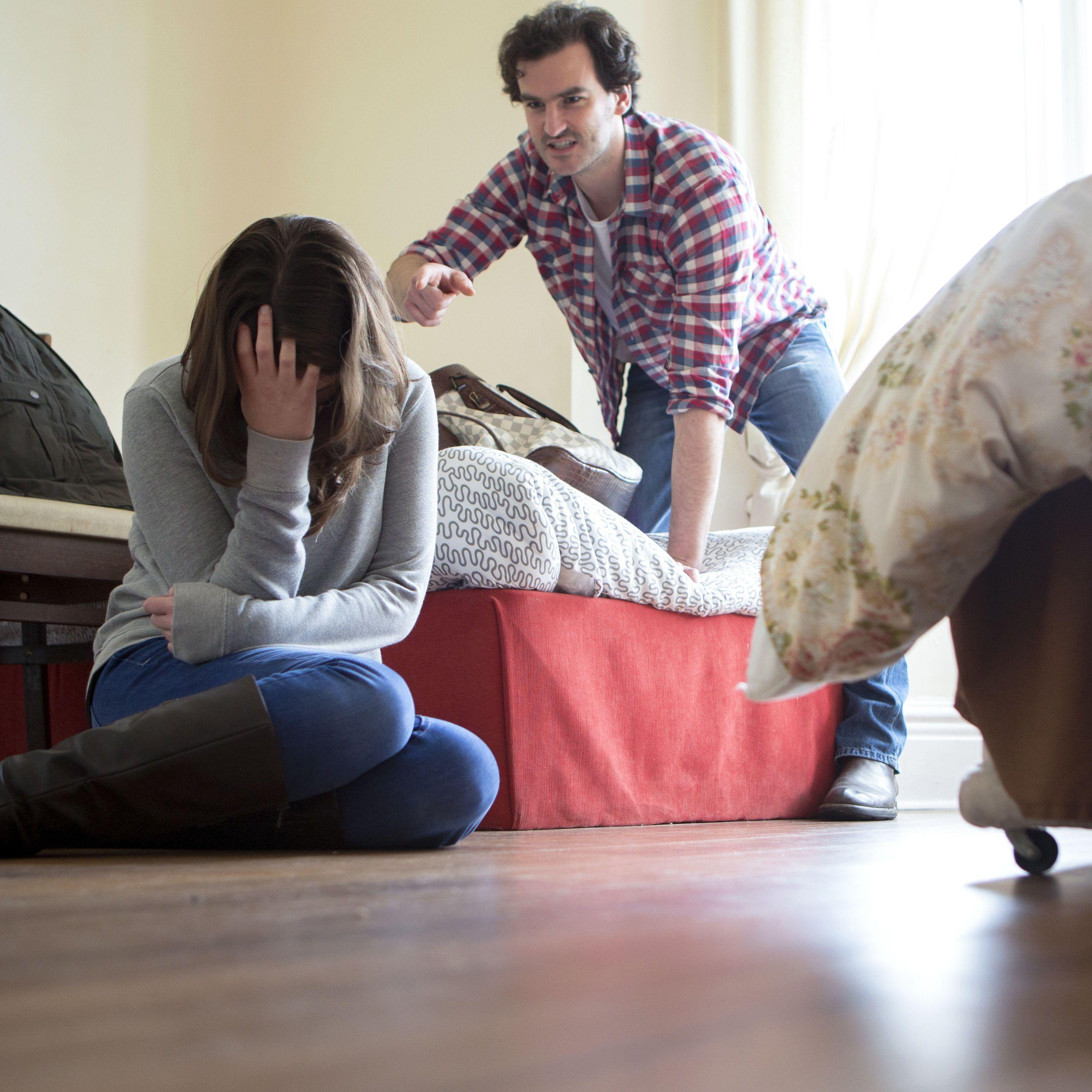 Domestic discipline testimonials christian Christian Domestic
