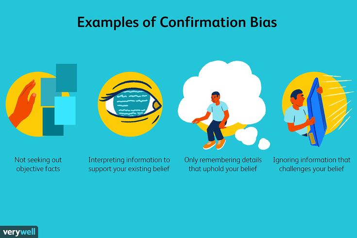 Bias cognitivi - Confirmatin Bias