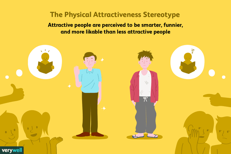 Physical Attractiveness Stereotype Halo Effect