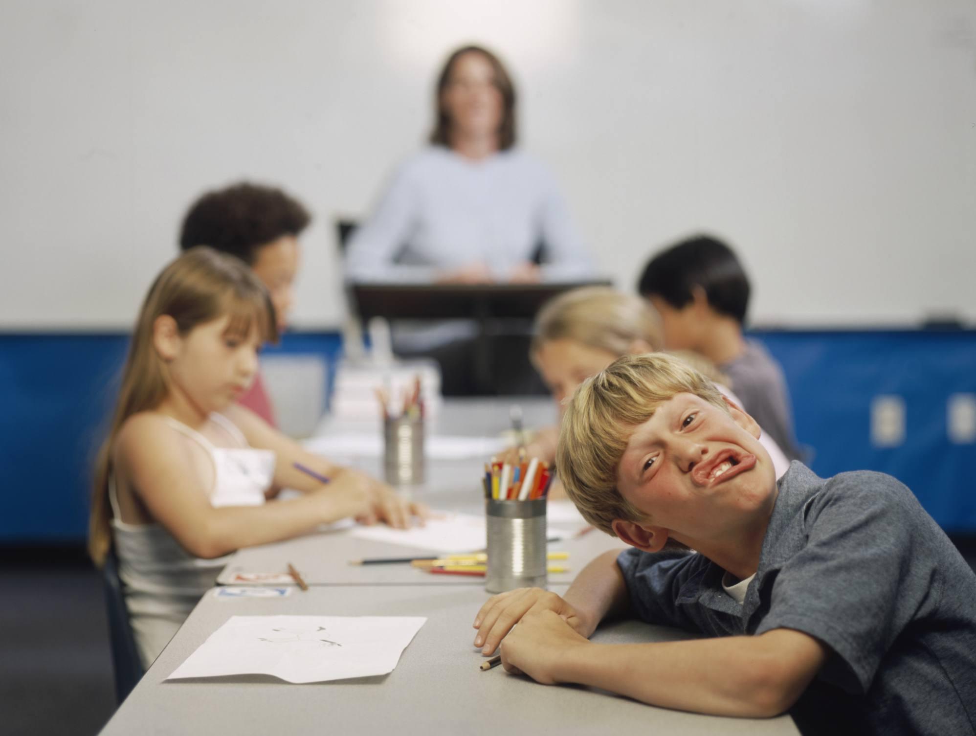 e1157878d47 Checklist of ADHD Symptoms in Children