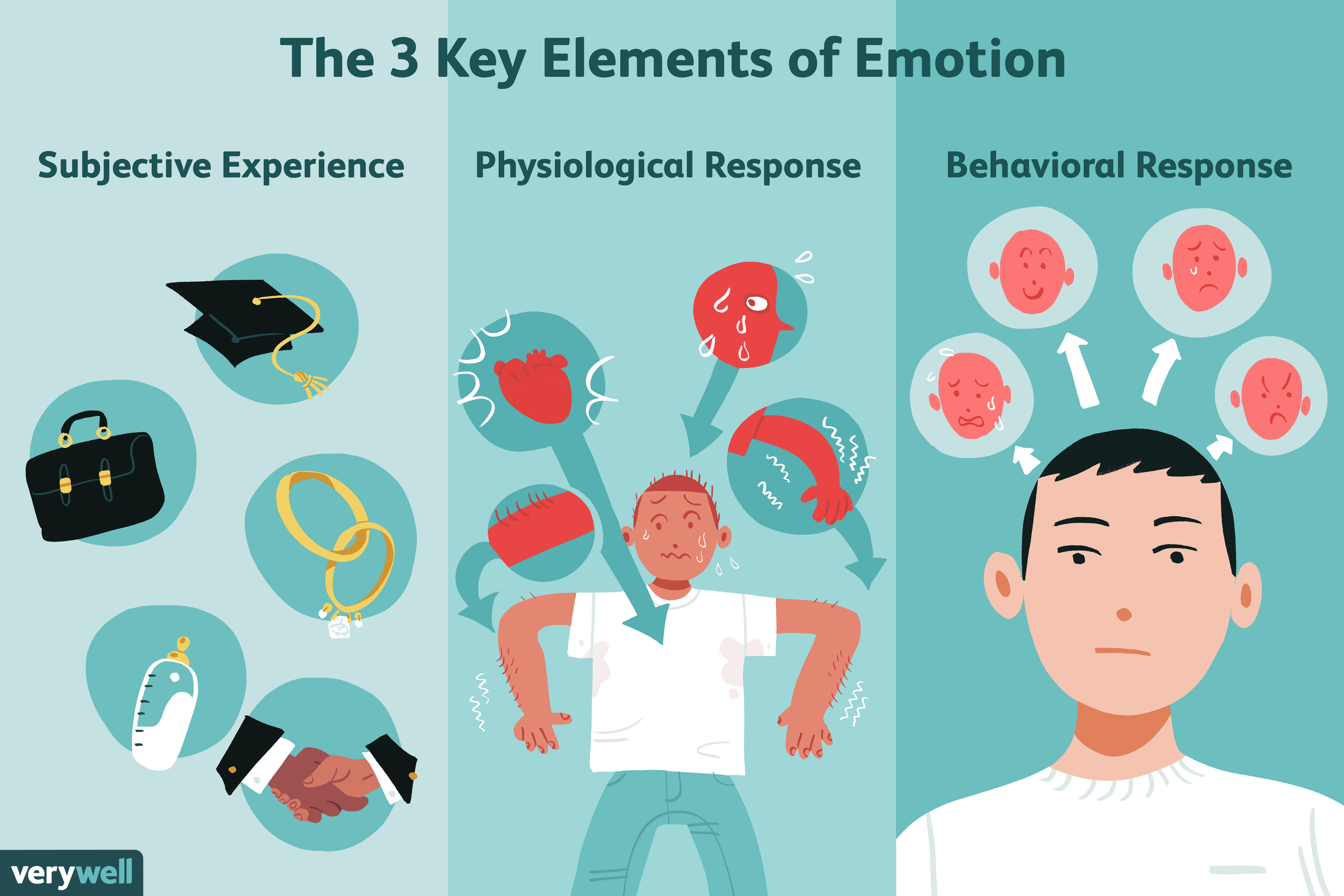 five theories of emotion
