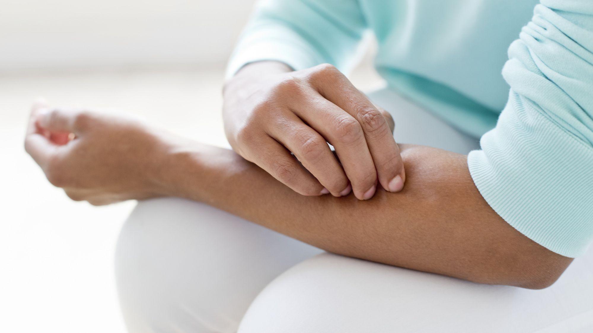 How Skin Picking Shares Similarities With Ocd